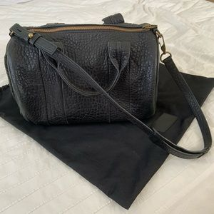 Alexander Wang Rocco Duffel with Brass Hardware